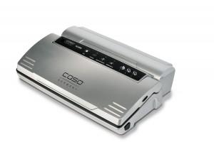 Caso-VC-200-Vakuumierer-Test